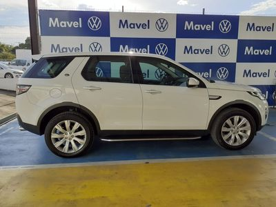 Land Rover Discovery Sport HSE Luxury 2.0 Si4  2016}