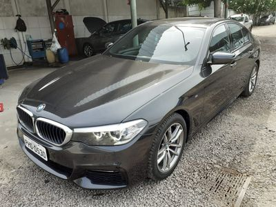 BMW 530i 2.0 16V Turbo M Sport 2017}