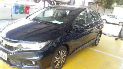 Honda City EX 1.5 (Aut) 2018}