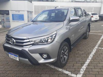 Toyota Hilux 2.8 SRX 4X4 CD 16V 2018}