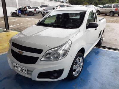 Chevrolet Montana 1.4 MPFI LS CS 8V FLEX 2P MANUAL 2019}