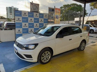 Volkswagen Voyage 1.6 MSI 2019}