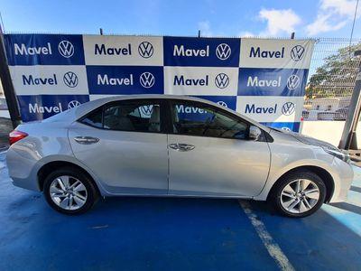 Toyota Corolla Sedan 1.8 Dual VVT-i GLI (aut) (flex) 2017}