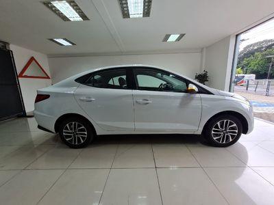 Hyundai HB20S Nova Geração Evolution TGDI 1.0 Automática 2020}