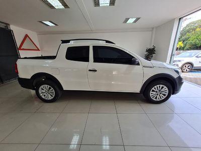 Volkswagen Saveiro Robust CD 1.6 2021}