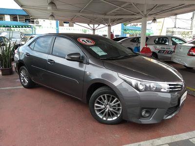 Toyota Corolla 2.0 XEI 16V 2016}