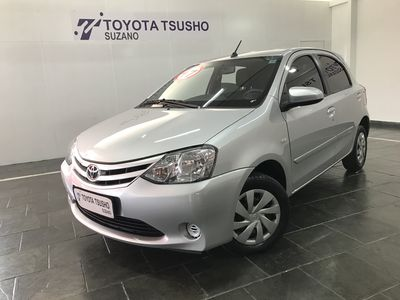 Toyota Etios Hatch XS 1.5L (Flex) (Aut) 2017}