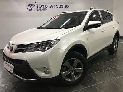 Toyota RAV4 2.0L 4x2 CVT 2015}