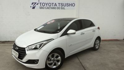Hyundai HB20 Premium 1.6 AT Flex 2016}