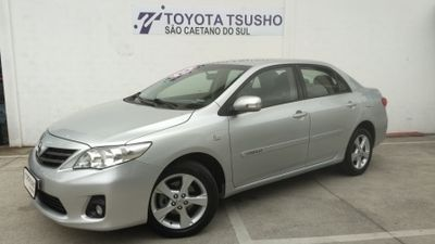 Toyota Corolla Sedan 2.0 Dual VVT-i XEI (aut)(flex) 2012}