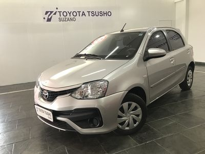 Toyota Etios Hatch 1.5 Ready 2017}