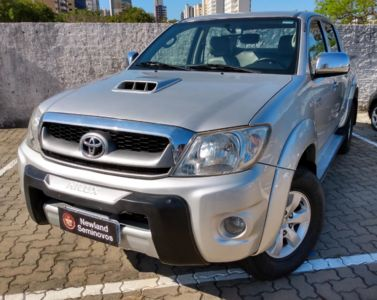 Toyota Hilux SRV 3.0 (Aut) 2010}