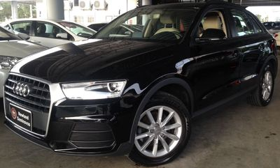 Audi Q3 1.4 TFSI Attraction 2017}