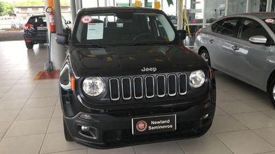 Jeep Renegade 1.8 16V  2016}