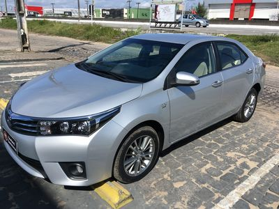 Toyota Corolla 2.0 Altis 16V 2015}