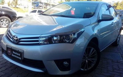 Toyota Corolla 2.0 Altis Flex 2016}