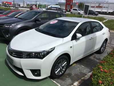 Toyota Corolla 2.0 Altis Flex 2015}