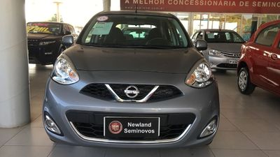 Nissan March 1.0 SV 2016 2015}