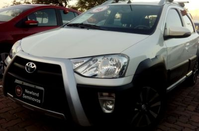 Toyota Etios Cross 1.5L (Flex) (Aut) 2018}