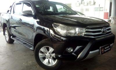 Toyota Hilux Cabine Dupla Diesel SR 2.8L Turbo (Aut) 2016}