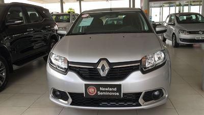 Renault Sandero Dynamique 1.6 8V Easy-r 2017}
