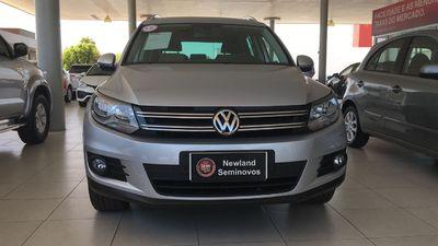 Volkswagen Tiguan R-Line 2.0 TSI 2014}
