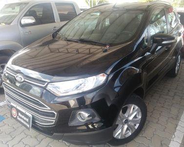 Ford Ecosport Titanium 2.0 AT 2015}
