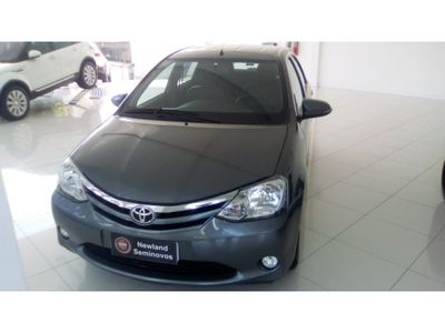 Toyota Etios Sedan XLS 1.5 (Flex) 2016}