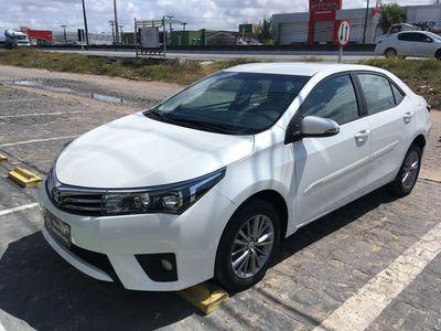Toyota Corolla 2.0 XEI 16V 2017}