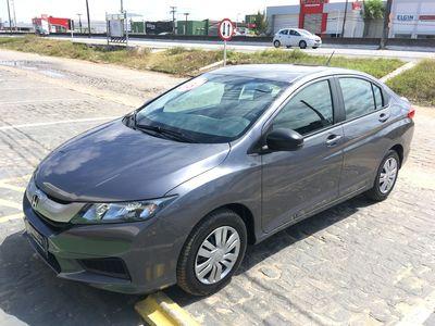 Honda City DX 1.5 2015}