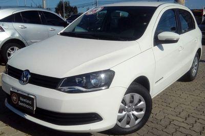 Volkswagen Gol Comfortline 1.6 4p 2013}