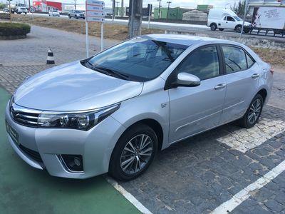 Toyota Corolla 1.8 GLi Manual Flex 2016}