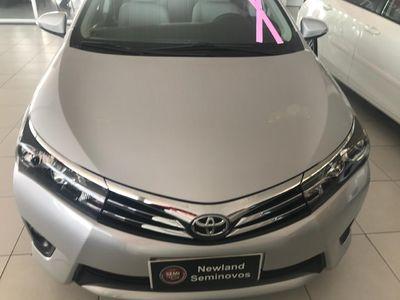 Toyota Corolla 2.0 XEi Flex 2017}
