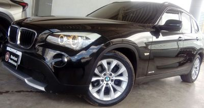 BMW X1 sDrive 1.8 2012}