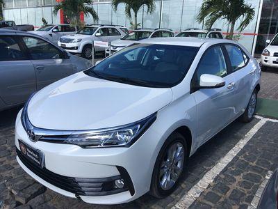 Toyota Corolla Sedan 2.0 Dual VVT-i XEI (aut)(flex) 2018}