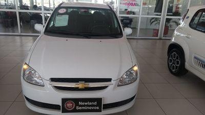 Chevrolet Classic LS VHC E 1.0 (Flex) 2015}