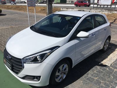 Hyundai HB20 Premium 1.6 AT Flex 2018}