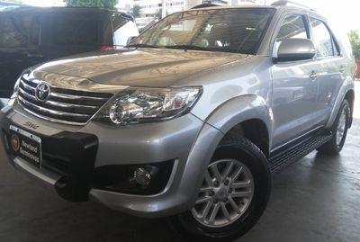 Toyota SW4 SR 2.7 4x2 (Aut) 2015}