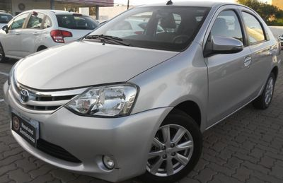 Toyota Etios Sedan XLS 1.5L (Flex) 2017}