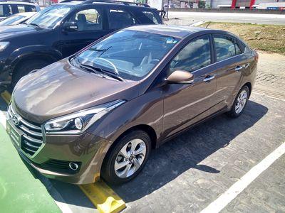 Hyundai HB20S Premium 1.6 AT 2016}