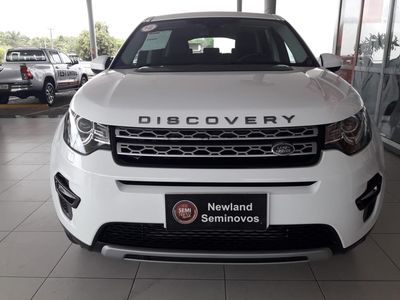 Land Rover Discovery Sport HSE 2.0 TD4 2016}