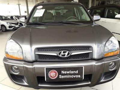 Hyundai Tucson GLS 2.0 16V (aut) 2016}