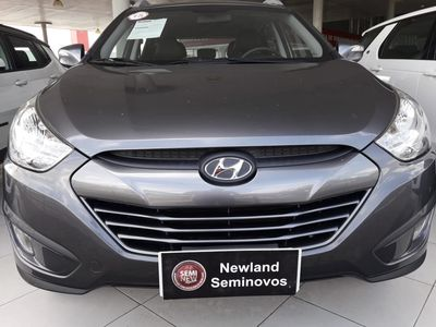 Hyundai ix35 2.0 MPFI GLS 16V FLEX 4P AUTOMÁTICO 2015}