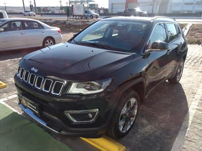 Jeep Compass LIMITED 4X2  2017}