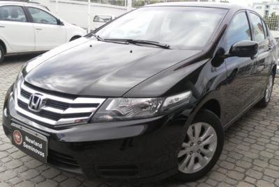Honda City LX 1.5 16V (flex) 2013}