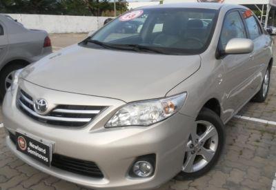 Toyota Corolla 1.8 GLI 16V 2013}