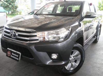 Toyota Hilux Cabine Dupla Diesel SRV 2.8L Turbo (Aut) 2016}