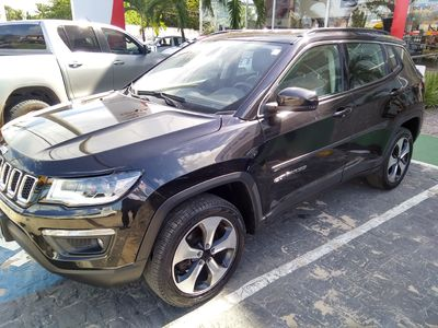 Jeep Compass 2.0 16V Longitude 4x4 2017}