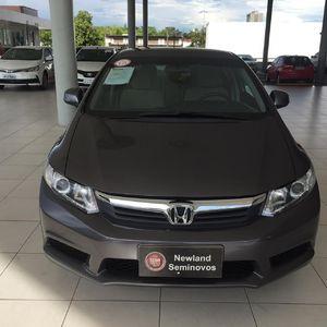Honda Civic New  LXL 1.8 16V i-VTEC (aut) (flex) 2015}