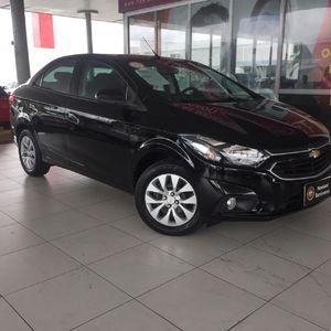 Chevrolet Prisma 1.4 SPE/4 LT (Aut) 2017}
